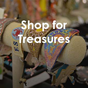 shop for treasures