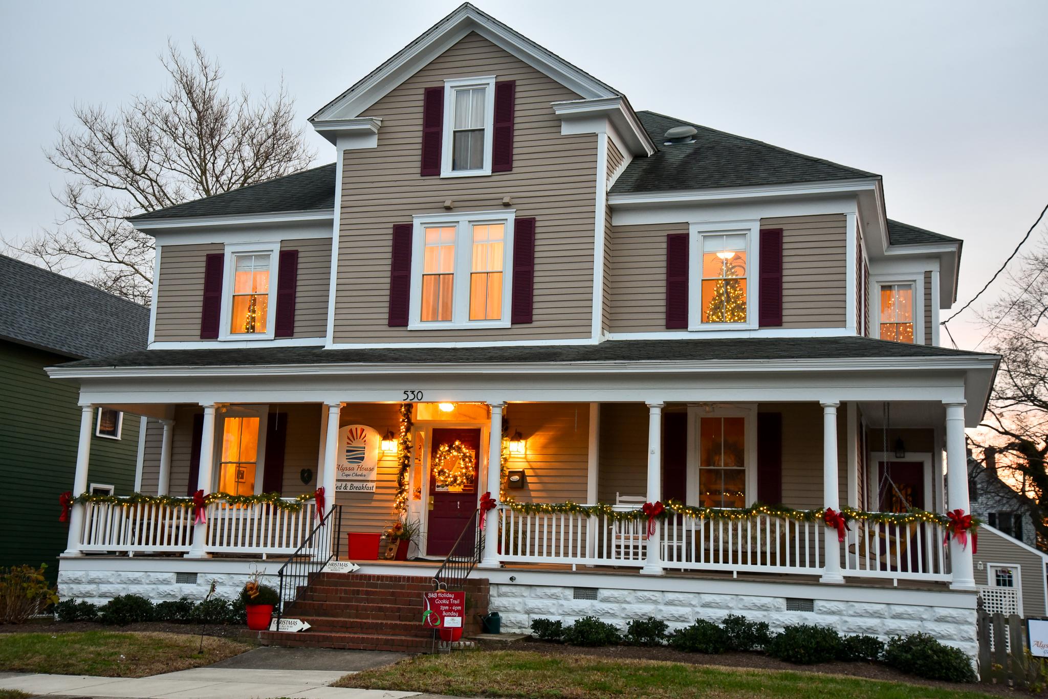 Alyssa House Bed and Breakfast - Eastern Shore of Virginia ...