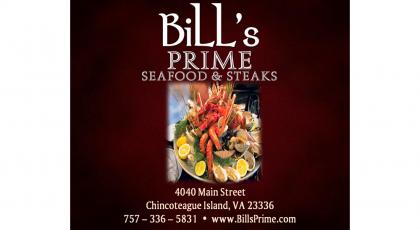 bills prime seafood and steaks