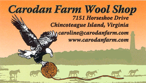 carodan farm wool shop