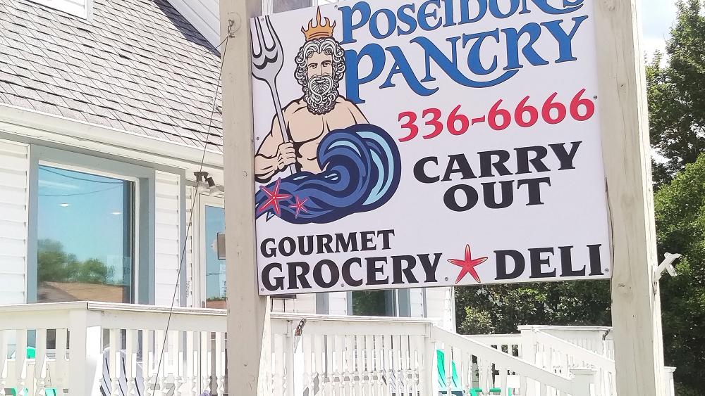 poseidons pantry