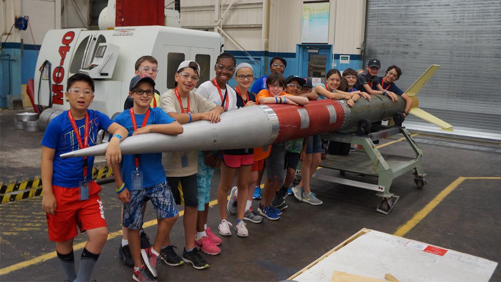 virginia space flight academy