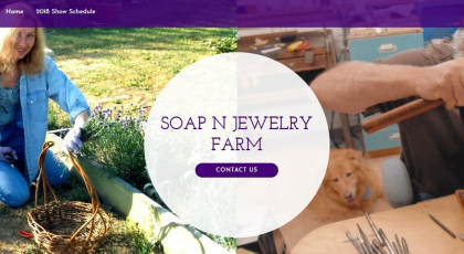 soap n jewelry farm