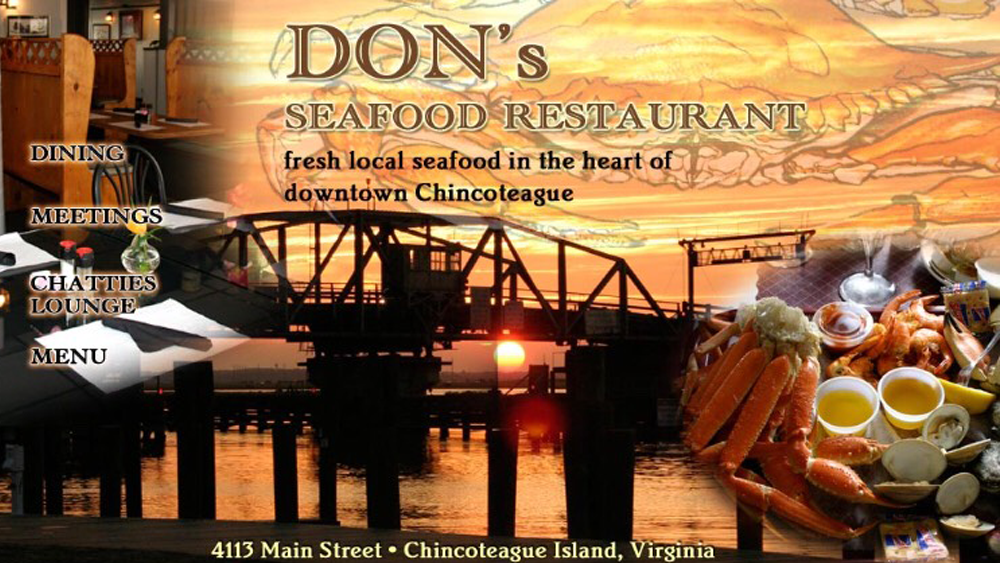 dons seafood restaurant
