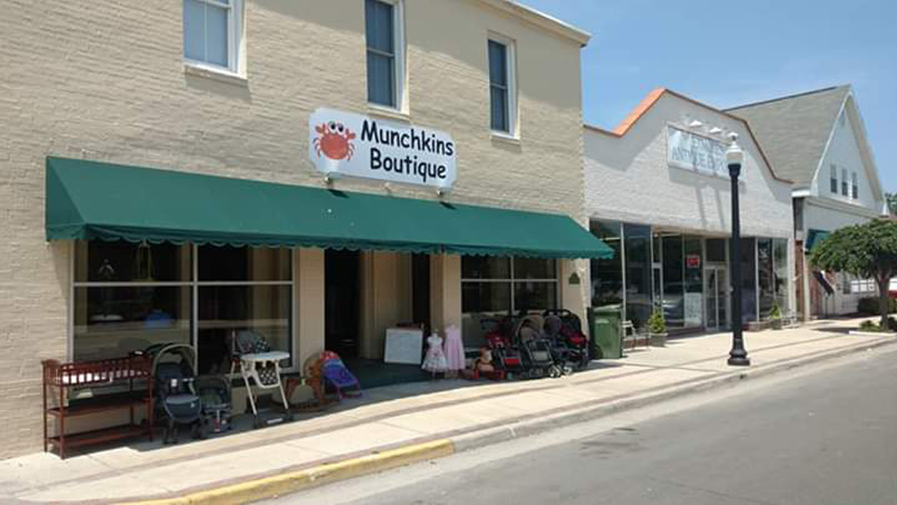 munchkins boutique
