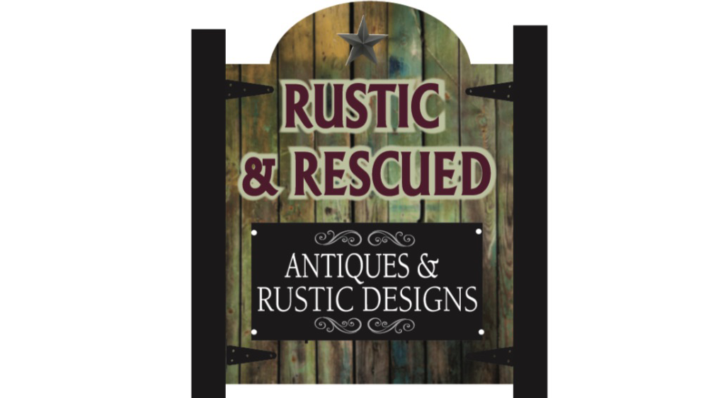 rustic and rescued antiques and rustic designs