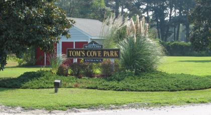 toms cove park