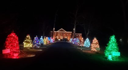 Lights on the Lawn in Onancock