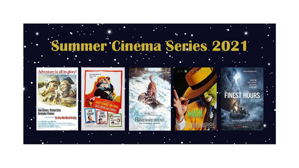 Summer Cinema OUTDOORS 2021